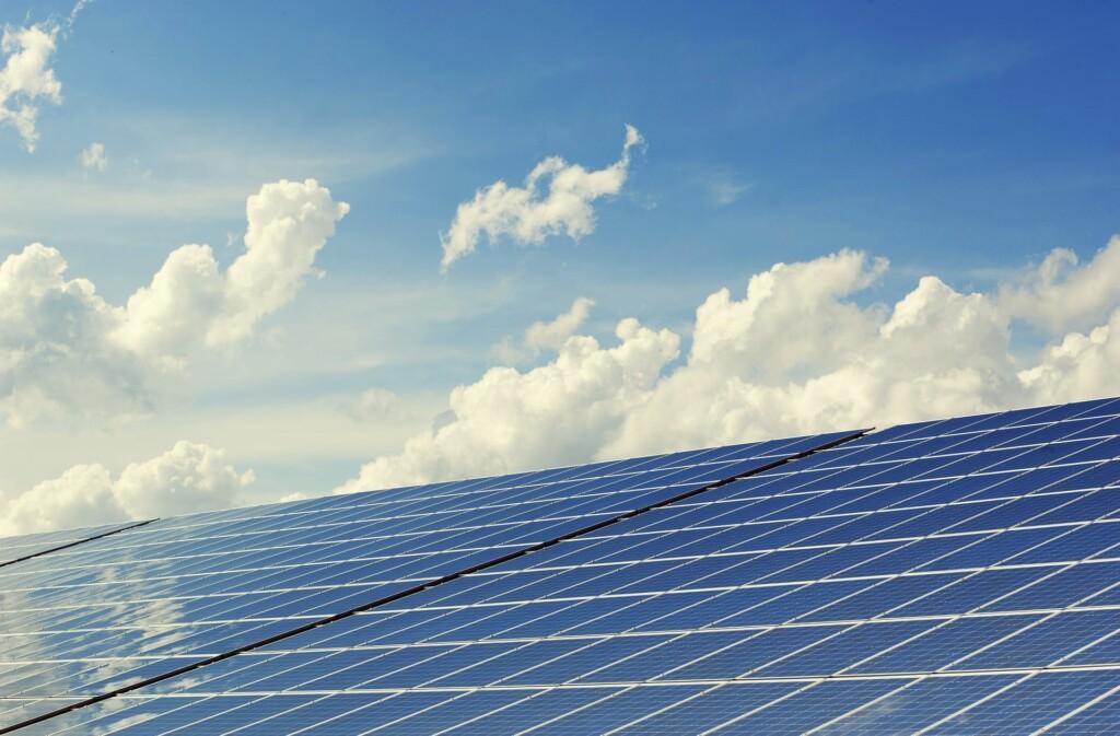 Action exemplaire label de qualité THQSE solaire